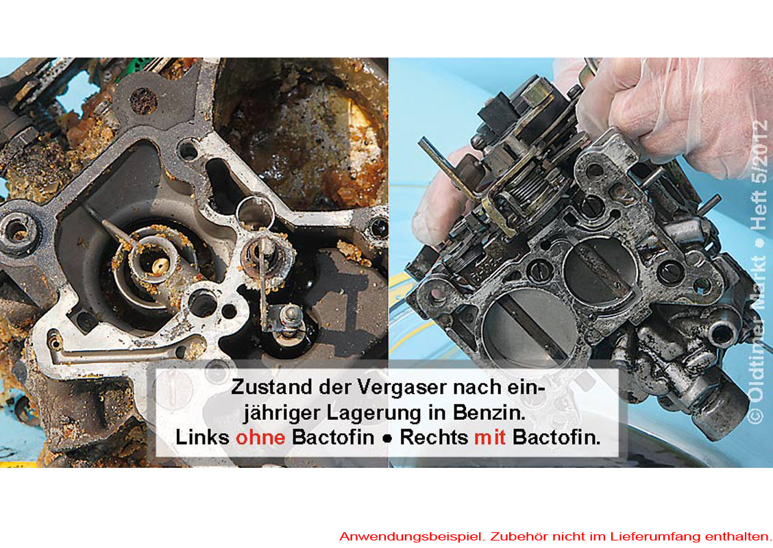 WAGNER Bactofin, Benzin-Stabilisator-Additiv