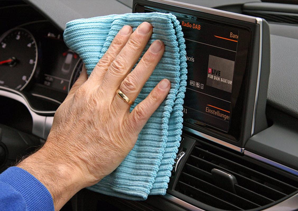 Fahrzeuginnenraum Microfaser-Reinigungstücher, Petzoldt\'s