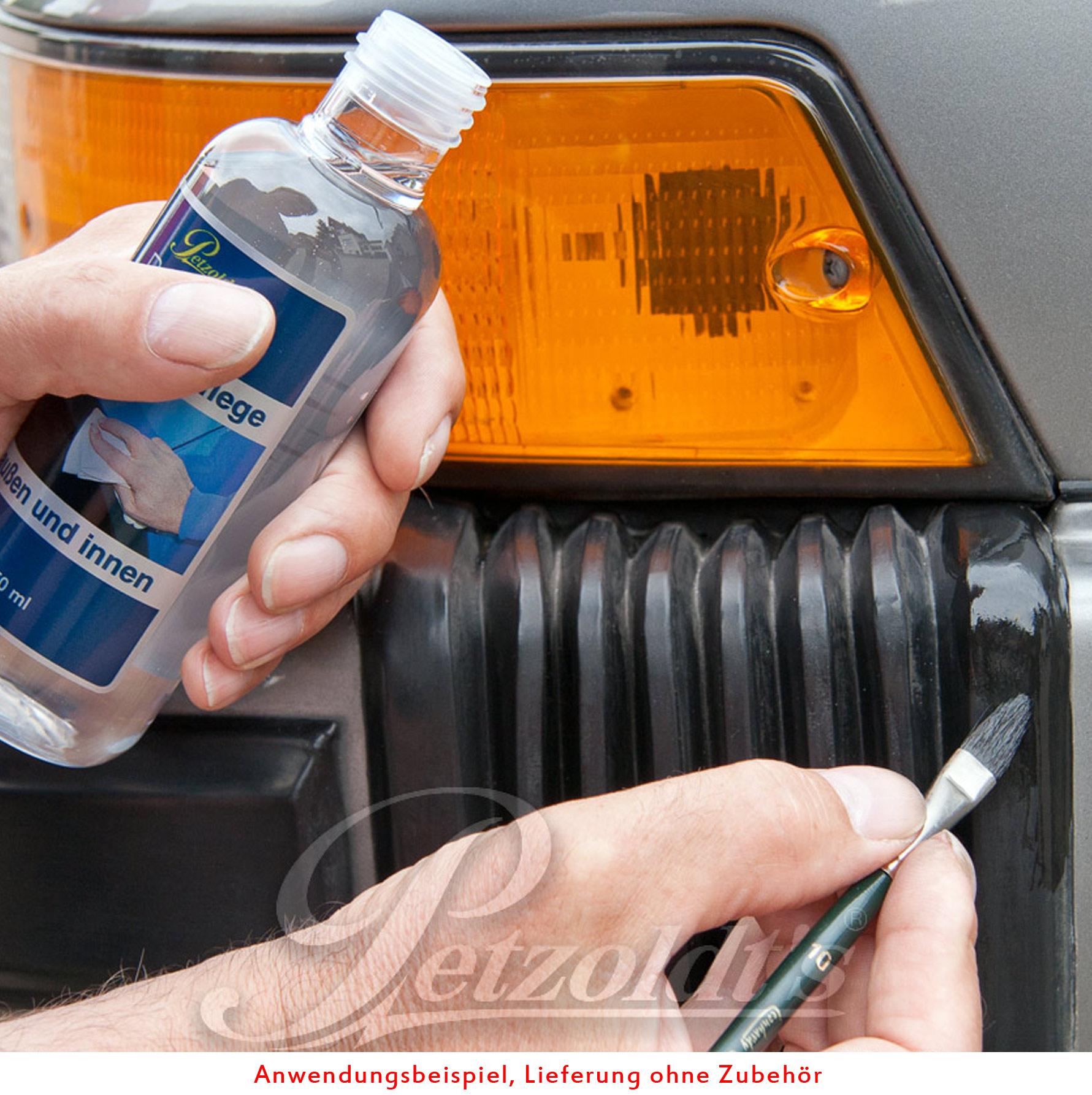 Petzoldt\'s Premium Kunststoffpflege, außen und innen