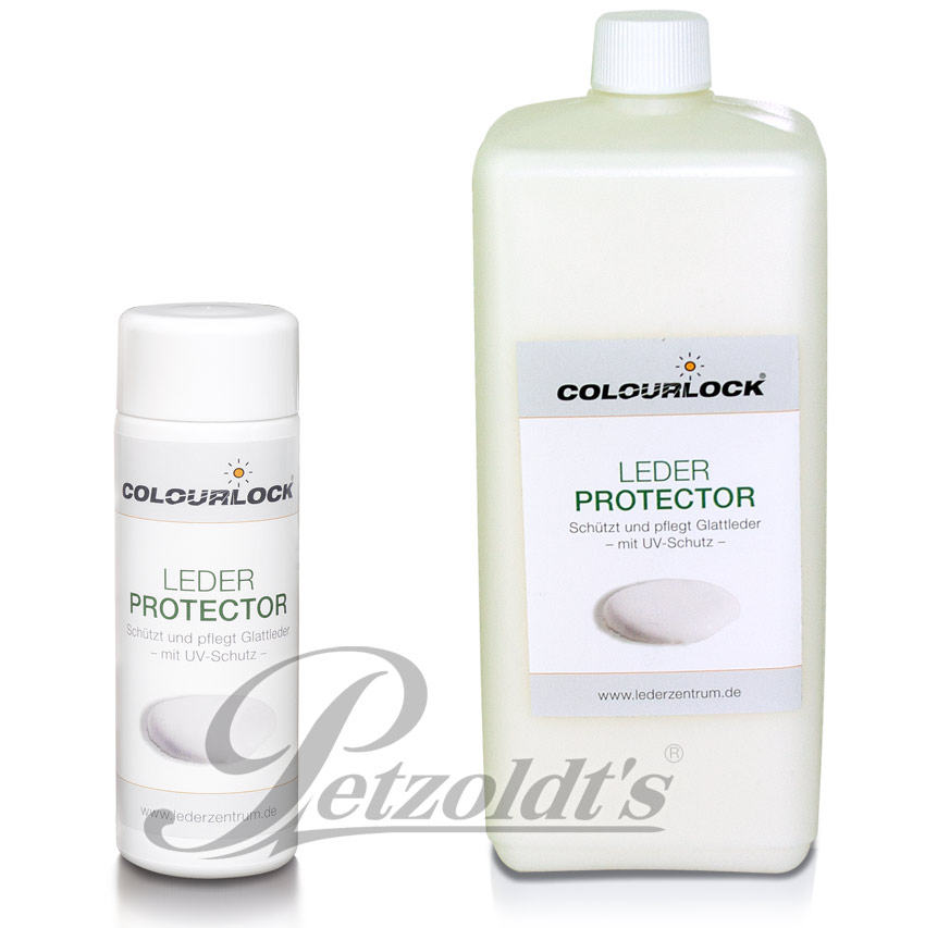 Leder Protector, UV-Schutz, Colourlock Glattleder-Pflegemilch
