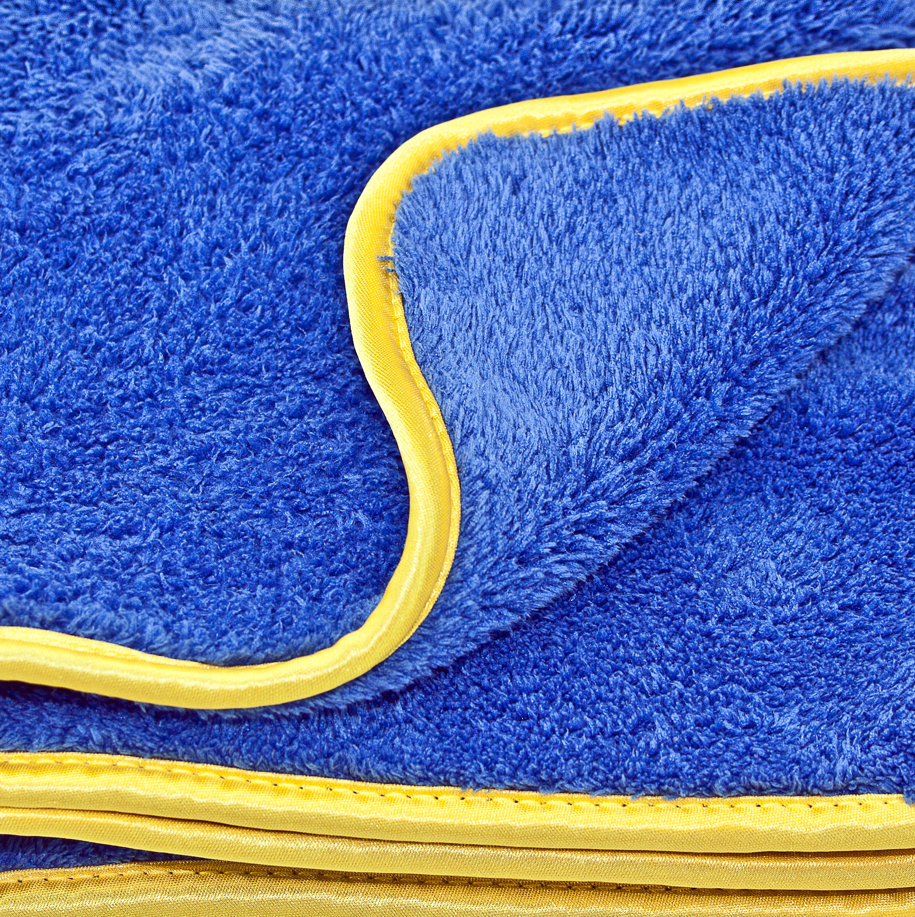 Microfaser Detailingtücher, Microfasertuch Doppelpack, Petzoldts