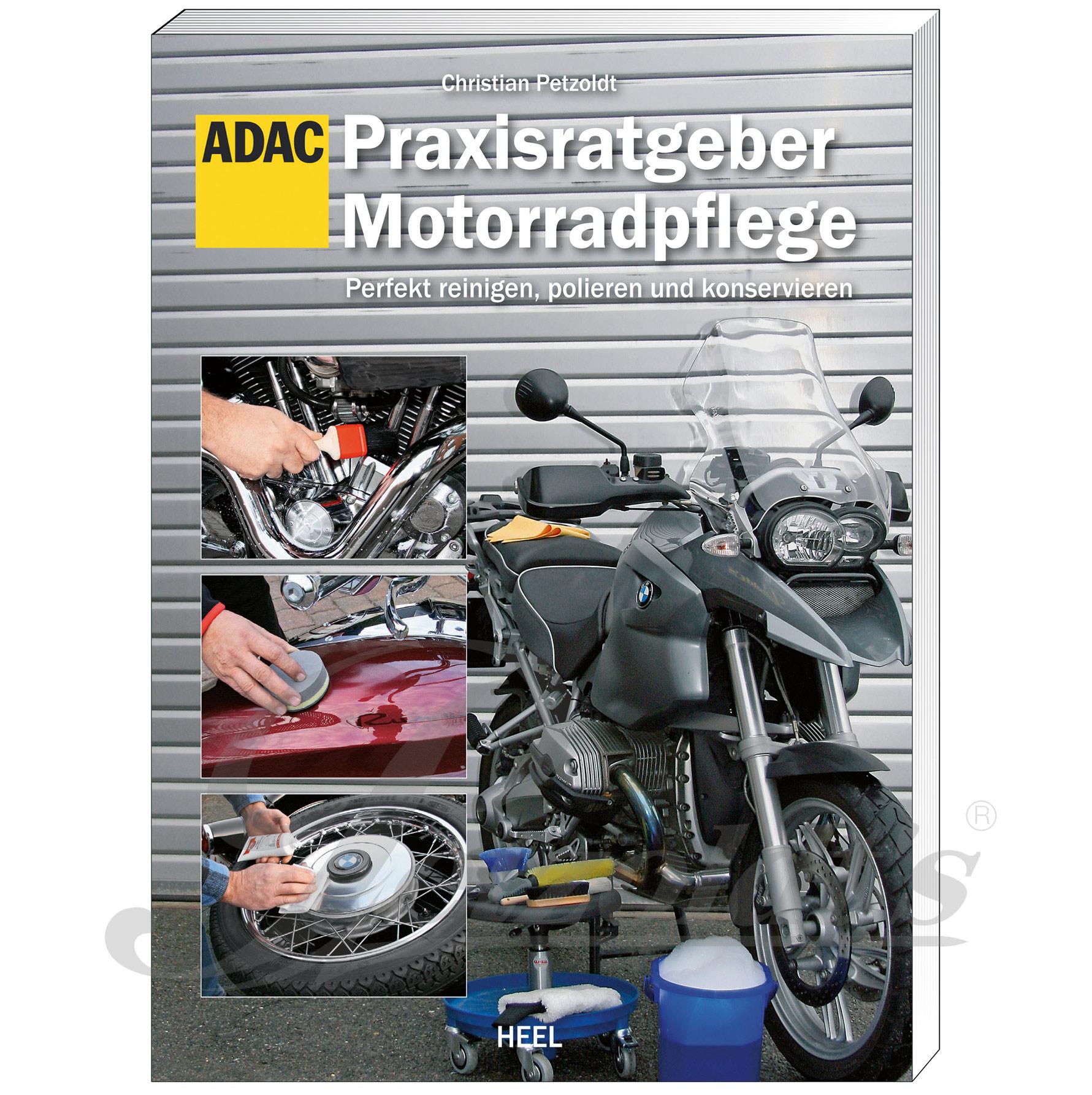 Motorradpflege der Praxisratgeber von Christian Petzoldt