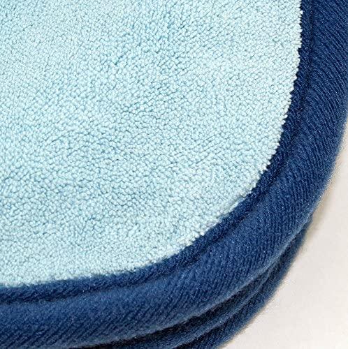Petzoldts superweicher Microfaser-Waschhandschuh mit Trockentuch