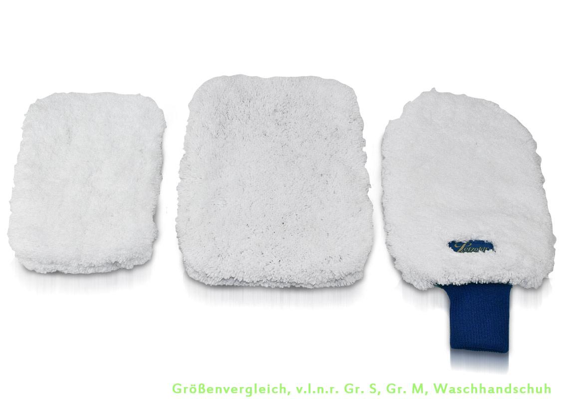 Premium Microfaser-Waschtuch, superweich, Petzoldts