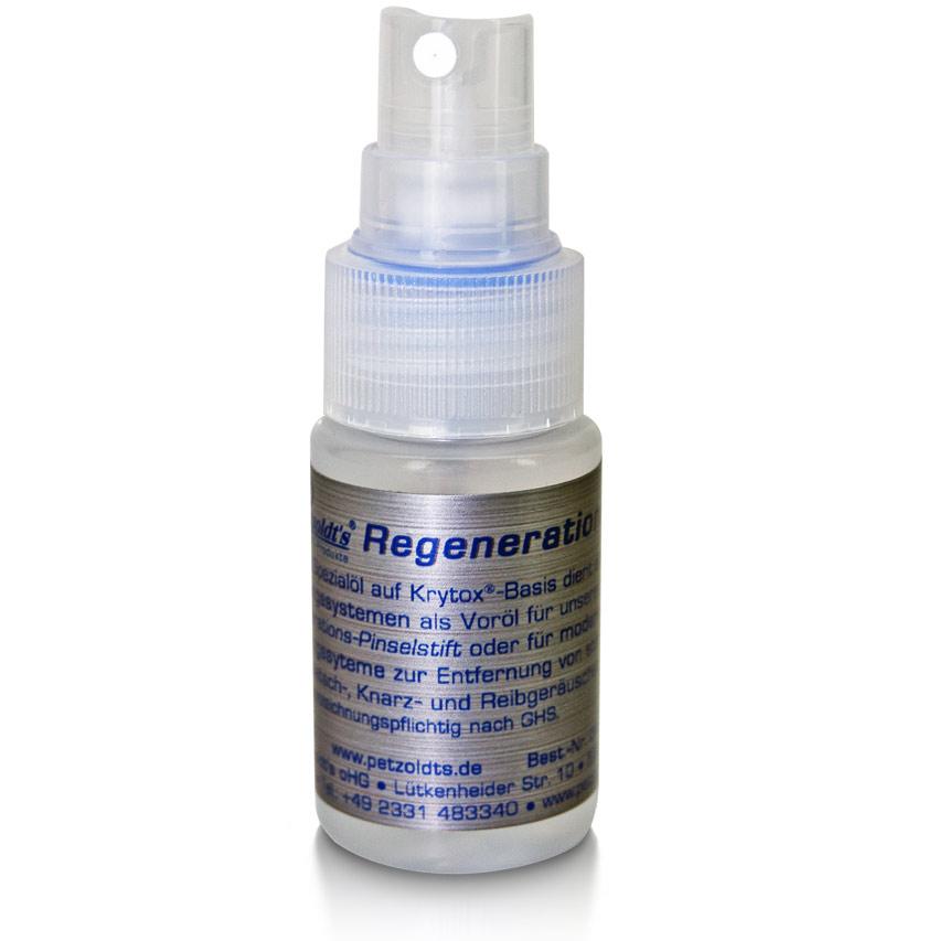 Petzoldt\'s Gummidichtung-Regenerationsöl, mit Krytox® Anti-Knarz