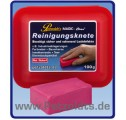 Petzoldts MAGIC-Clean Reinigungsknete, Rot, Scharf, 100g