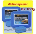 2x Reinigungsknete, MAGIC-Clean, 100g, Lackreinigung